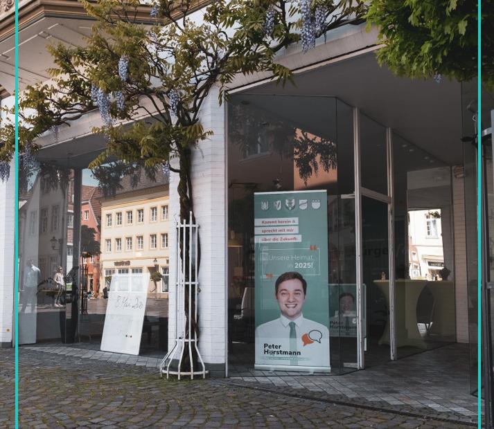 Bürgerforum Eröffnung